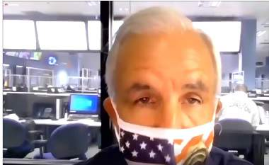 Miami-Dade County Mayor Carlos Gimenez talks about preps for an approaching tropical storm.