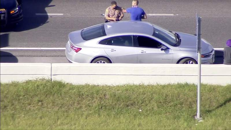 Shooter targets silver car leaving 1 injured in Miami-Dade