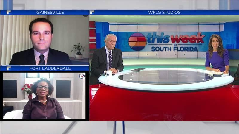 Rafael Yaniz and Burnadette Norris-Weeks join the TWISF roundtable