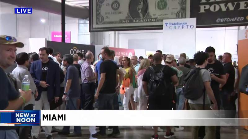 Sold out bitcoin conference takes place in Wynwood