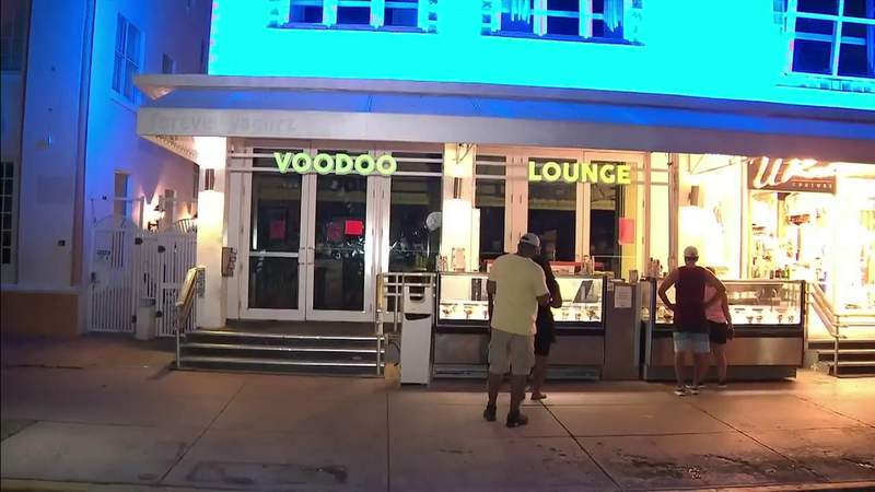 South Beach chaotic scene that included gunfire causing city leaders to make changes