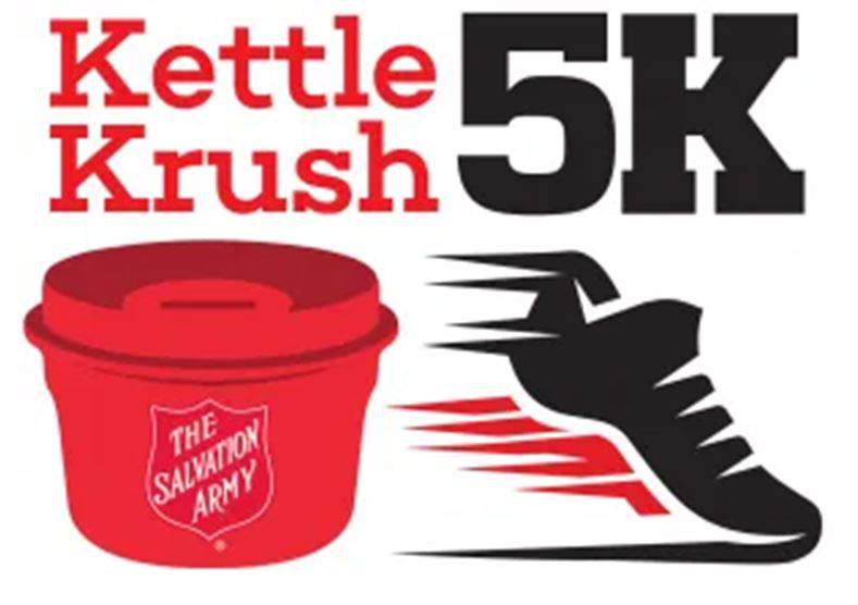 The Salvation Army of Broward County's Kettle Krush 5K has been revamped as a virtual event, taking place Sept. 19-26.