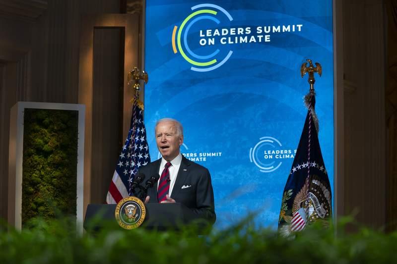 Los empleos son un argumento decisivo para Biden en el plan climático