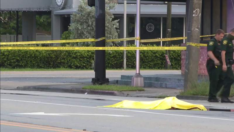 Authorities continue searching for multiple drivers that struck pedestrian in fatal hit-and-run crash