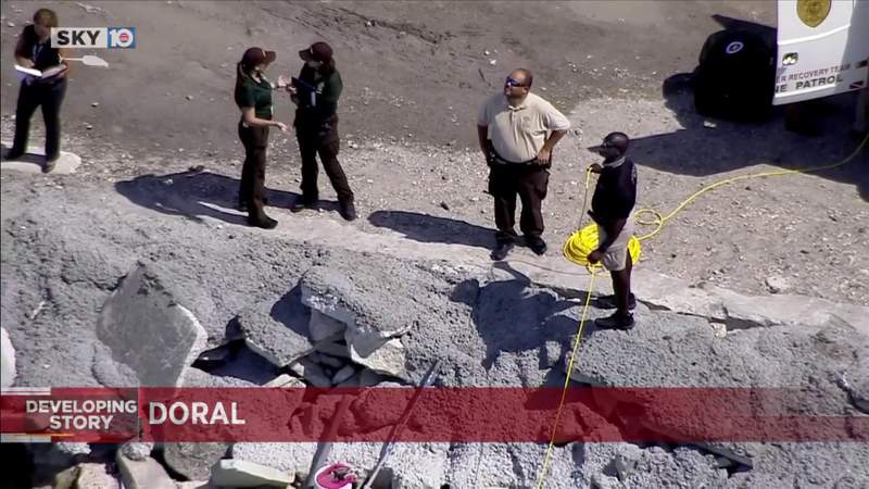 Police: Suspicious remains near Doral turn out to not be human; it's a dead dog