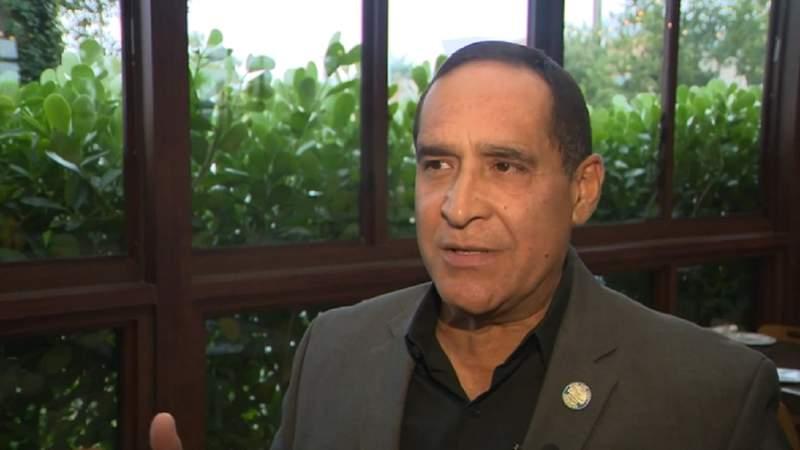 Miami-Dade Commissioner Joe Martinez.