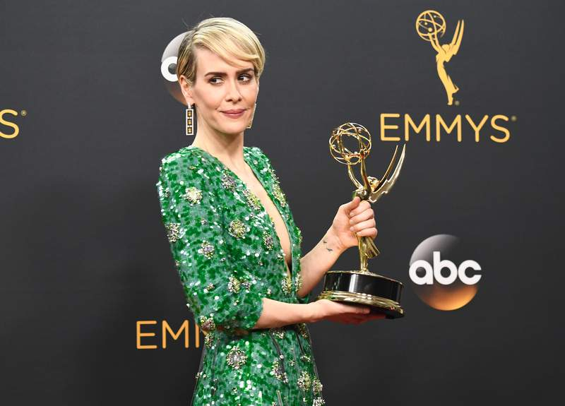 "Sarah Paulson won the Emmy for playing Marcia Clark in ""American Crime Story."""