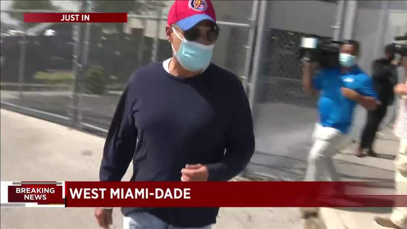 Sham candidate released on bond from Miami-Dade jail