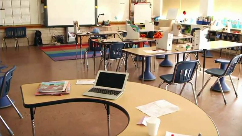Hundreds of South Florida schools have reported COVID-19 cases over the past two months.