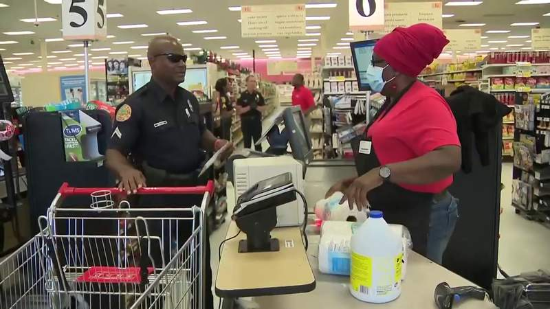 Miami officers go above and beyond call of duty in Liberty City