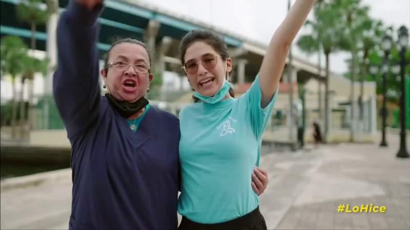 Miami-Dade, Broward vaccine awareness campaign targets vaccine hesitancy
