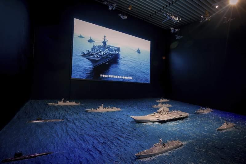 China y Estados Unidos discuten sobre la actividad naval en el mar de China Meridional