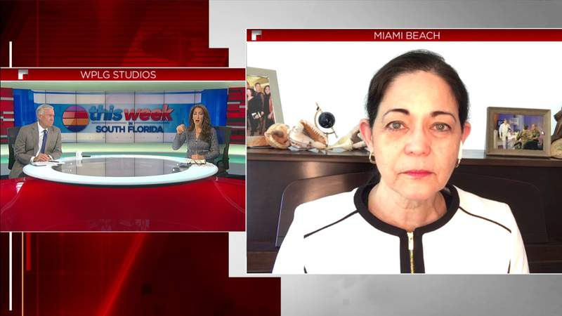 Dr. Aileen Marty discusses COVID-19 vaccine on TWISF