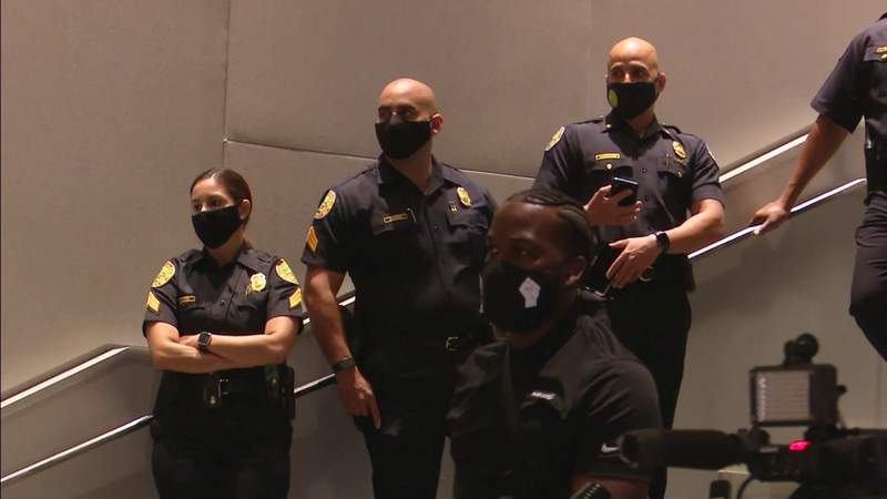 Miami Heat teams up with police for new Black Lives Matter initiative