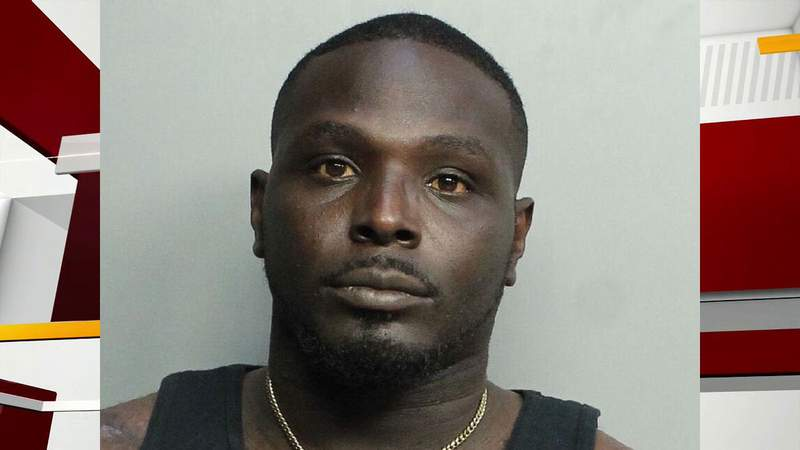 Javontate Richardson is facing a sex battery charge in Miami-Dade County.