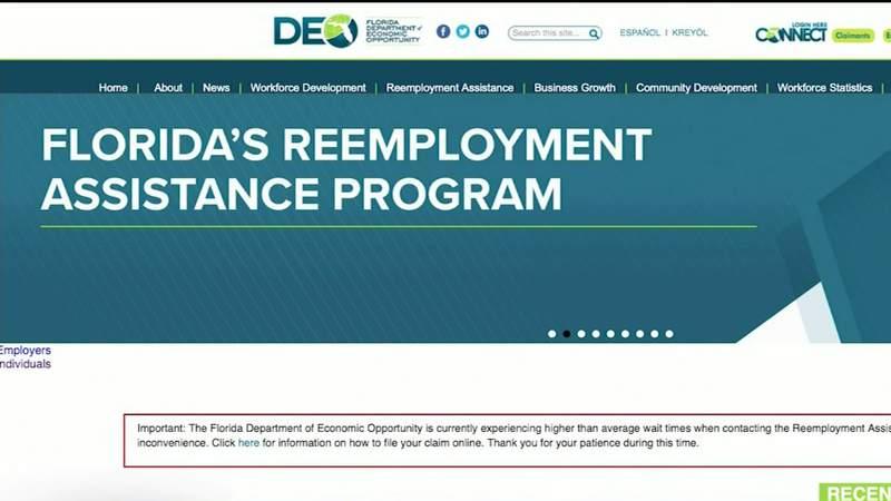 Florida unions seek improvements for unemployment benefits