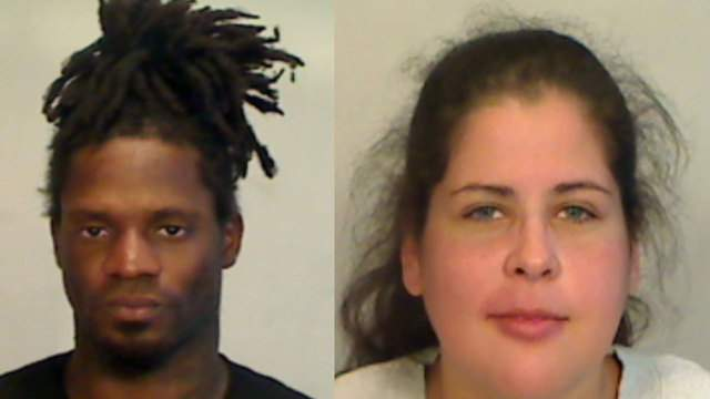 Harold Reese and Priscilla Franco were arrested on multiple drug charges.