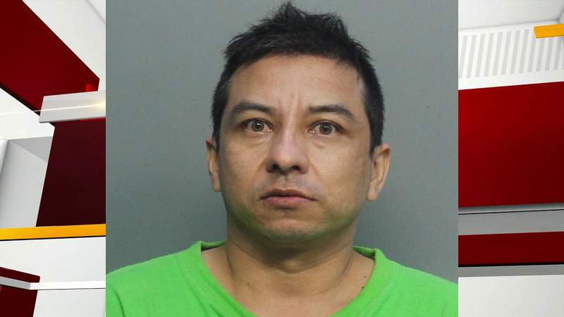 Werner Orozco was extradited from Guatemala to face charges for a rape in Coral Gables.