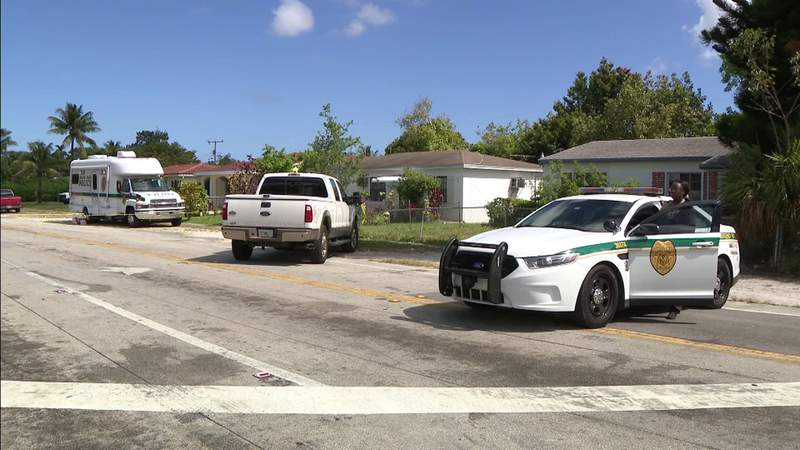 Domestic situation in northeast Miami-Dade ends with 2 people dead after police-involved shooting