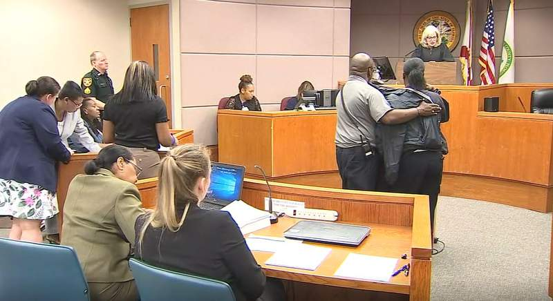A 9-year-old boy appears in a Florida courtroom facing charges of attempted murder.