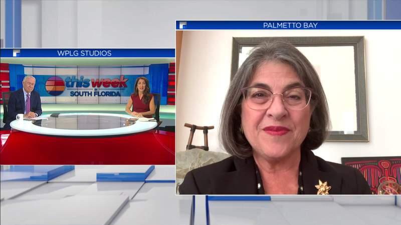 Newly elected Miami-Dade County mayor Daniella Levine Cava joins TWISF