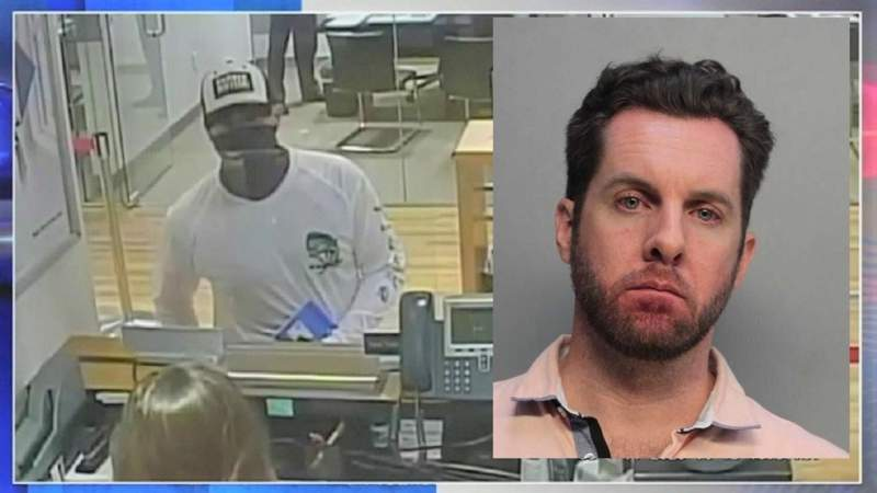 Details released in case of lawyer turned alleged bank robber