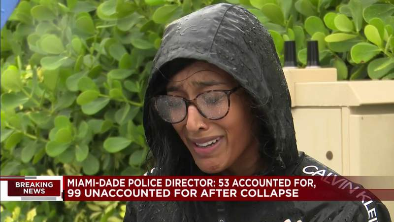 'It's just really traumatizing': Surfside residents wait for updates after building collapse