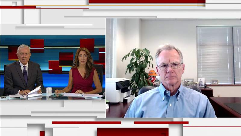 Structural engineer Rick Slider discusses Surfside building collapse on TWISF