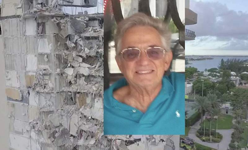 Simon Segal, 80, spent his career as a structural engineer, even consulting for the state of Florida. He died in the Champlain Towers building collapse.