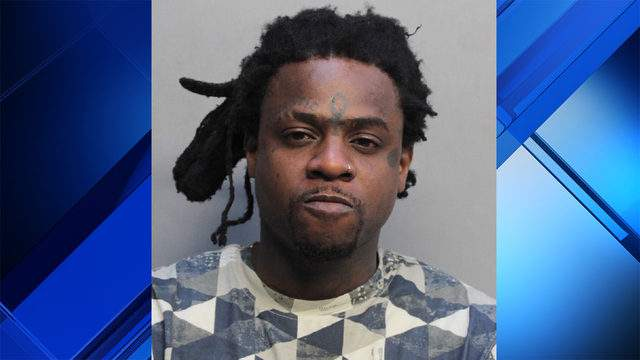 Rubin Carlton McFadden, known by his stage name as Khaotic, was arrested after fleeing the scene of a crash.