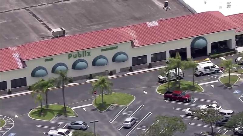 911 calls released in fatal shooting inside Publix