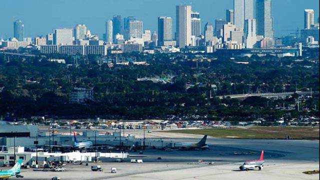 Miami International Airport is the gateway to Latin America and the Caribbean and is the second-busiest airport for international passengers in the U.S.