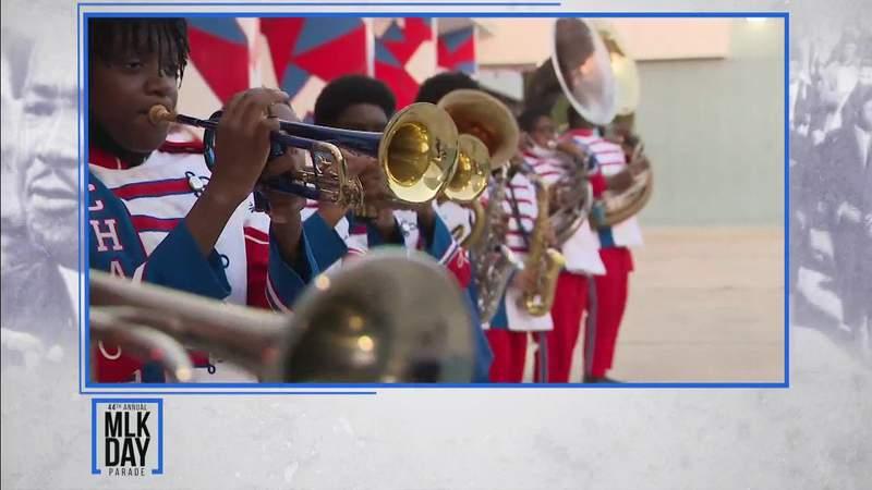 44th Annual MLK Day Parade : Jan 18, 2021