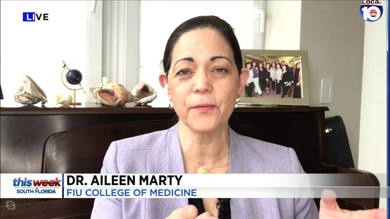 Dr. Marty on coronavirus cases increasing: 'We can't take this lightly'