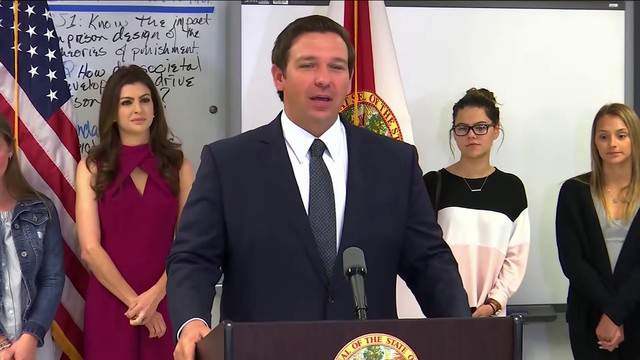 At the request of Gov. Ron DeSantis, Florida has officially done away with Common Core in its schools.