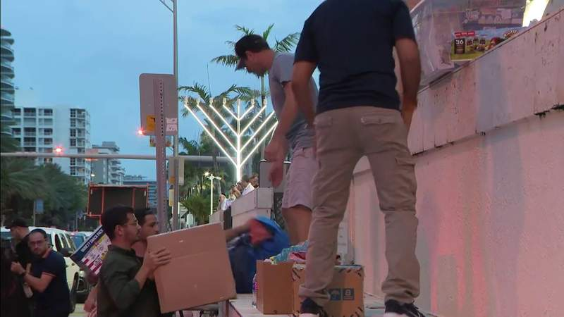 Donors with goodwill respond to tragedy in Surfside