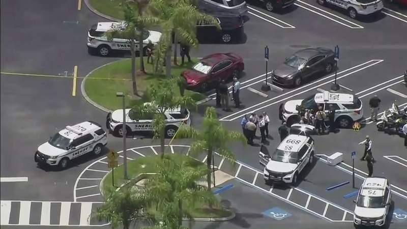 3 shot dead at South Florida Publix, including a child