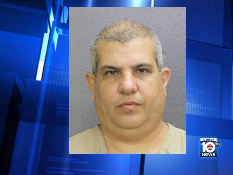 Glenn Edward Colon of Deerfield Beach was charged with two counts of sexual battery and lewd and lascivious molestation of a minor.