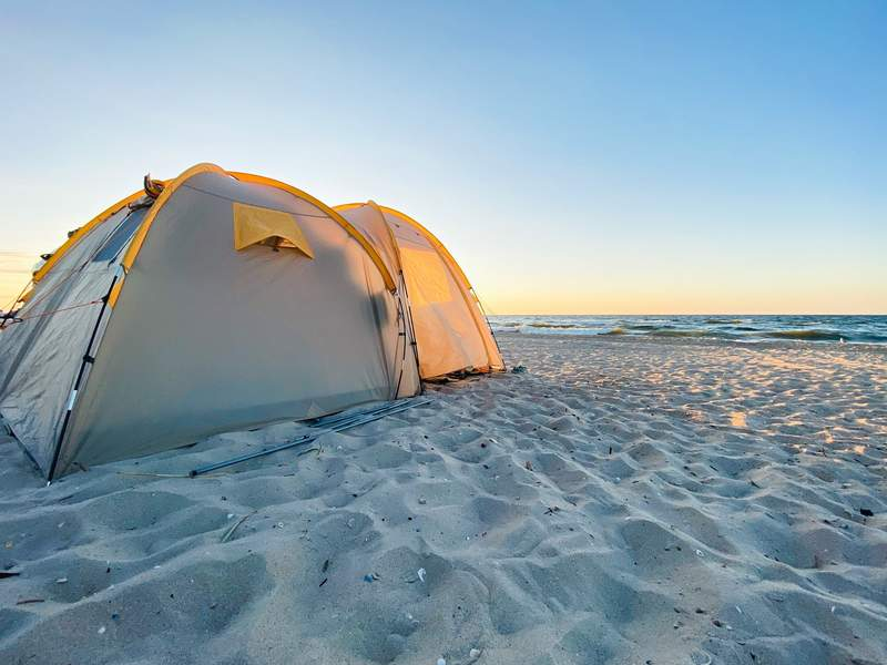 The top 5 places to go camping in Florida ranked