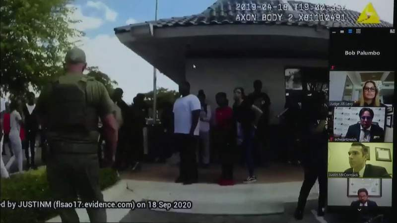 Was police takedown of teen 'Stand Your Ground' or unnecessary force?