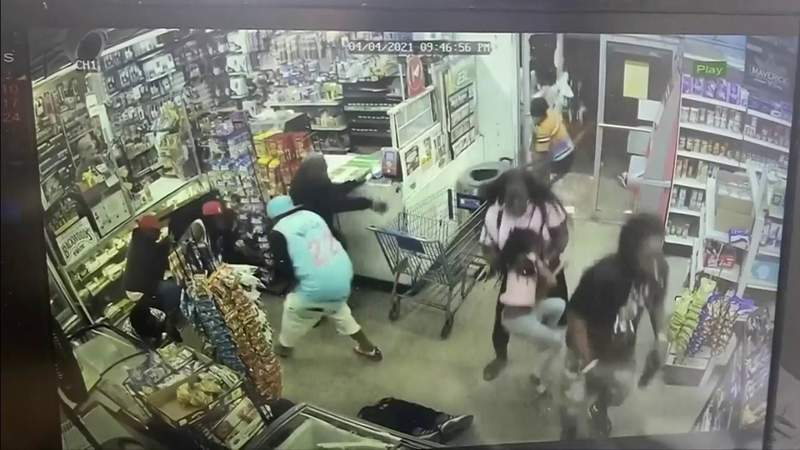 Detectives continue search for Fort Lauderdale block party shooters