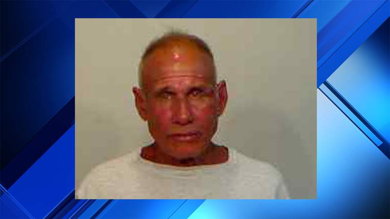 Amado Dominguez-Quevedo, 56, faces charges of exposure of sexual organs and aggravated battery.