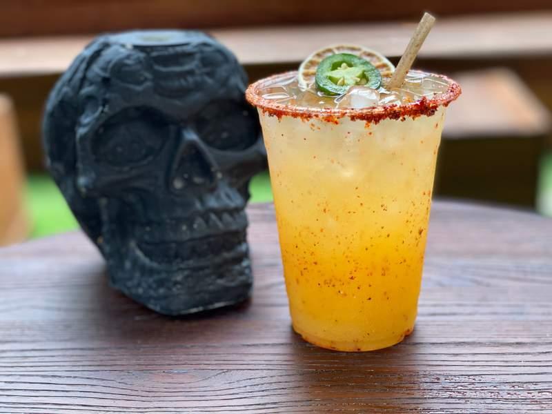Pilo's Tequila Garden.