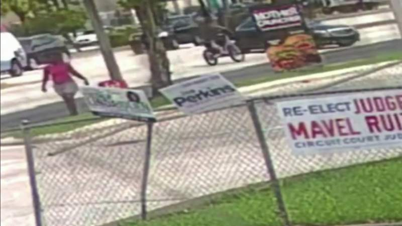 Driver wanted after fleeing deadly crash with motorcyclist in Miami Gardens