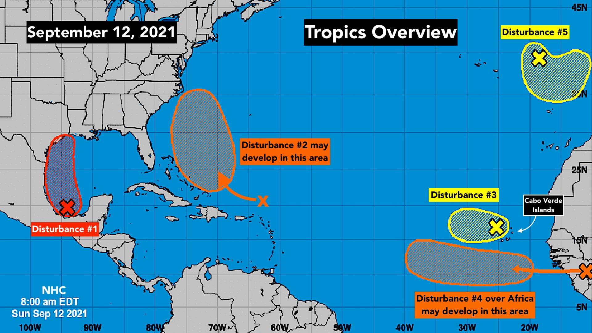 Atlantic tropics overview graphic