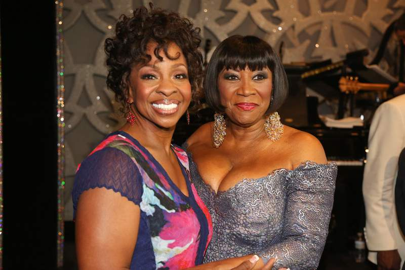 Gladys Knight and Patti LaBelle in 2014.(Photo by Johnny Nunez/WireImage)