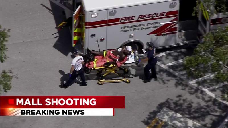 Two thieves shot by store employee, sending Pembroke Lakes Mall into a frenzy