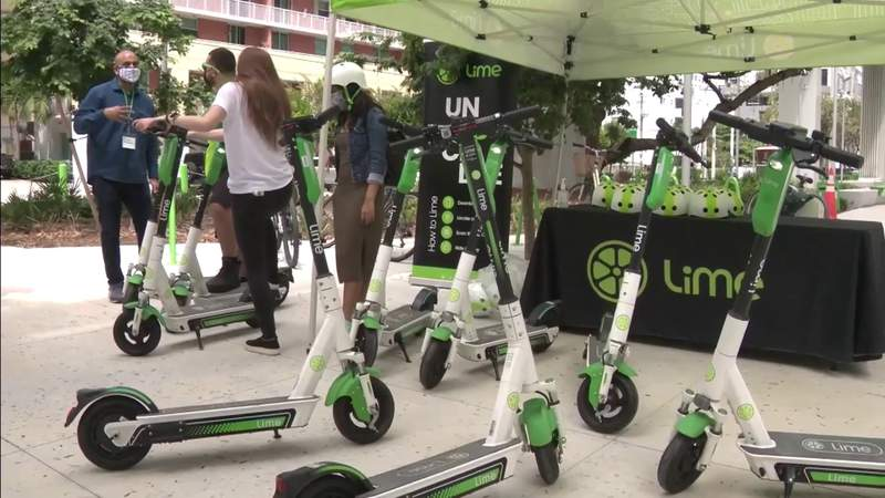 Lime launches new electric scooters with more rules