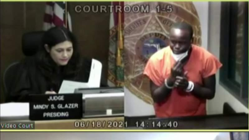 'That's not correct' says man accused of waving gun at Starbucks