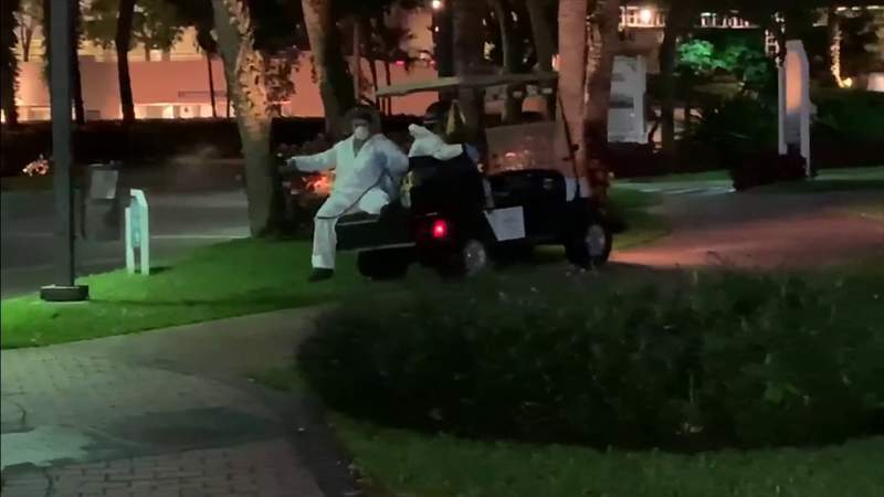 State and Miami-Dade investigate neighborhood chemical spraying that residents say makes them sick